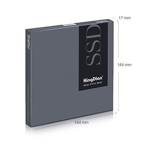 KingDian S200 SSD mit 60GB (MLC) für 20,99€ [Amazon MP]