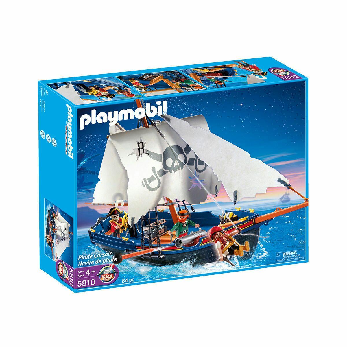 Playmobil Piratenschiff 5810 (29,99), Forsthaus (19,99), Karstadt abholung