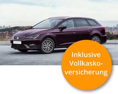 [Privatleasing] Seat Leon ST FR 1.4 TSI, 92 kW (125 PS) 12 Monate Superflatrate (inkl. Versicherung, Steuer, Wartung etc.) für monatlich 299€- Viele andere Seat Modelle ebenfalls verfügbar