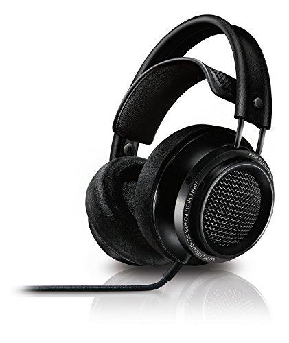 Philips Fidelio X2 HiFi-Kopfhörer (OverEar, 3m Kabel) schwarz für 145€