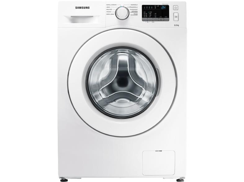 Media Markt Waschmaschine SAMSUNG WW 80 J 34 D0KW/EG
