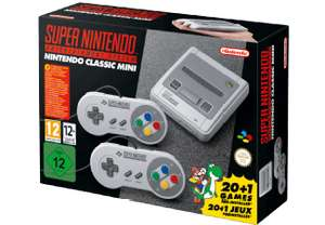 mediamarkt.de - SNES Classic Mini für 99,99€ inkl. Filiallieferung