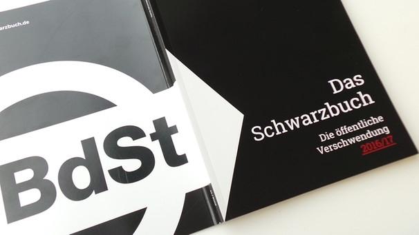 """Schwarzbuch vom """"Bund der Steuerzahler"""" 2017/2018 kostenlos als Druckversion oder PDF"""