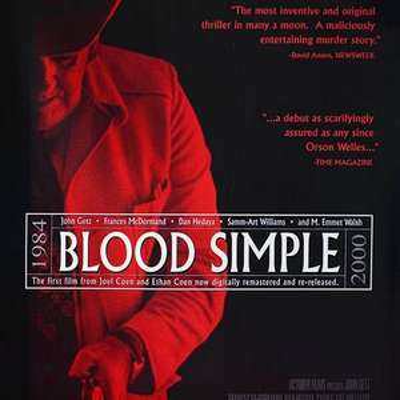 Kostenlos ins Kino zu »Blood Simple« (OmU, Coen-Brüder, 4-K-restaurierte Director's Cut Fassung) @Film Festival Cologne in Köln