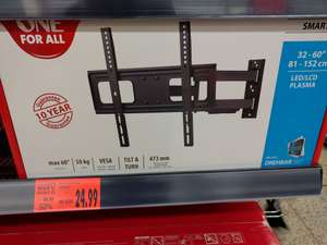 TV Wandhalterung One for all 32-60'' [Kaufland]
