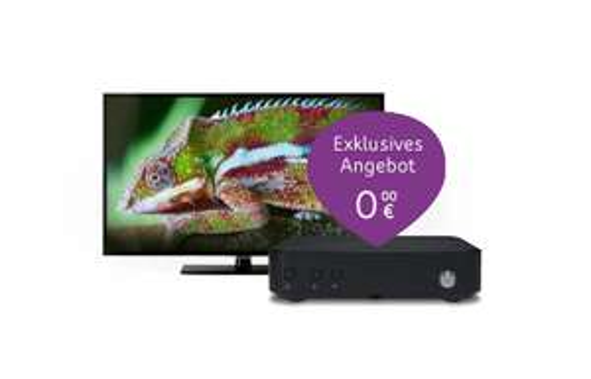 Unitymedia (HD fähiger) Digital Receiver kostenlos für Bestandskunden ab dem 02.10
