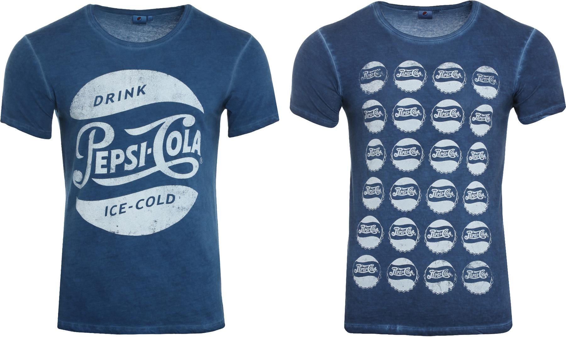 PepsiCo Herren T-Shirt Freizeitshirt (MBW 19€)