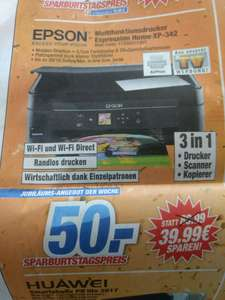 Epson  Multifunktionsdrucker Expression Home XP