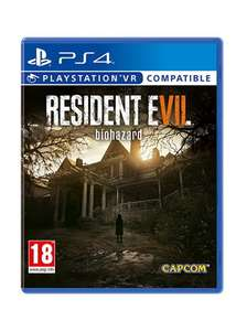 Resident Evil 7: Biohazard (PS4 & Xbox One) für je 19,53€ (Base.com)