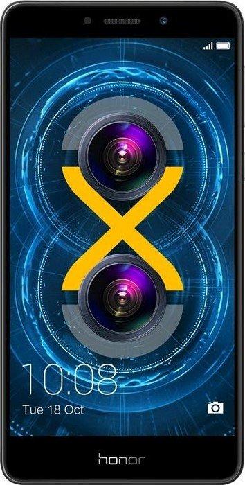 Honor 6X Dual-SIM (5,5'' FHD IPS/LTPS, Kirin 655 Octacore, 3GB RAM, 32GB eMMC, 12MP + 8MP Kamera, 3340mAh, Android 7 -> 8) für 179€ [Amazon]