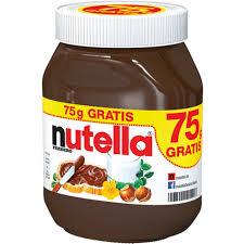 Nutella 825g für 2,99 Euro  [Globus]