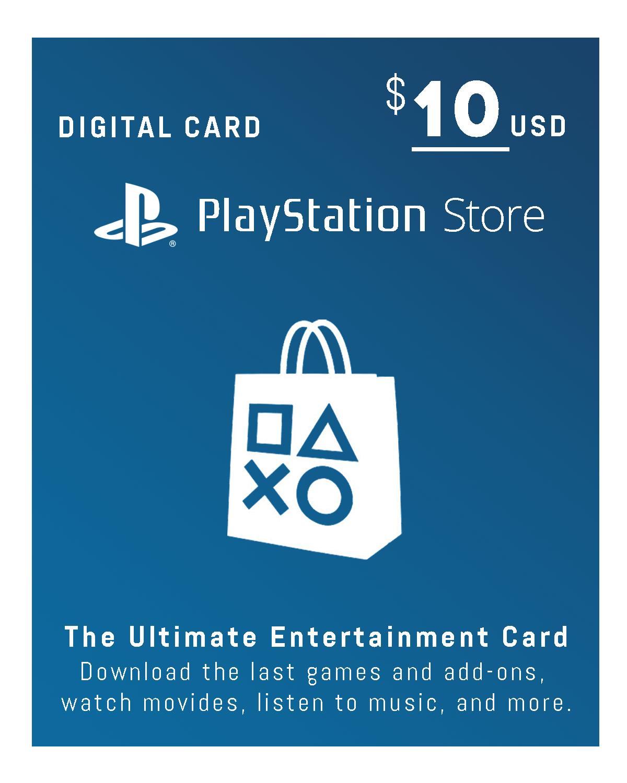 10$ PSN Guthaben (PS4/PS3/US) für 5,92€ (PCGamesSupply)
