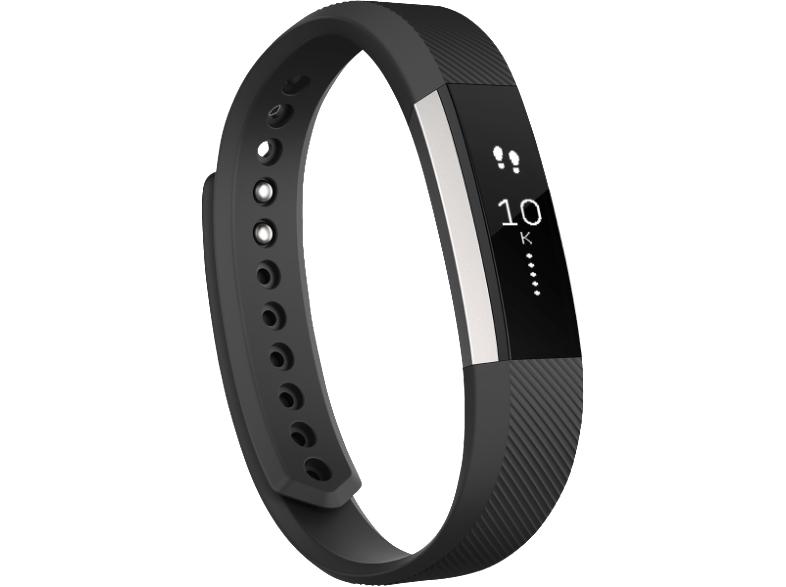 FITBIT ALTA, Fitness Armband, 140-205 mm, Schwarz für 59€ Versandkostenfrei bei Mediamarkt.de / eBay
