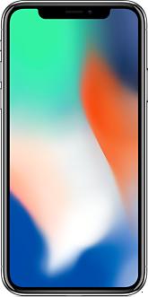 iPhone X 64/264 GB mit 2,7GB LTE + Telefon/SMS Flat im Vodafone Netz für 39,99€/Monat und 399€/539€ Zuzahlung