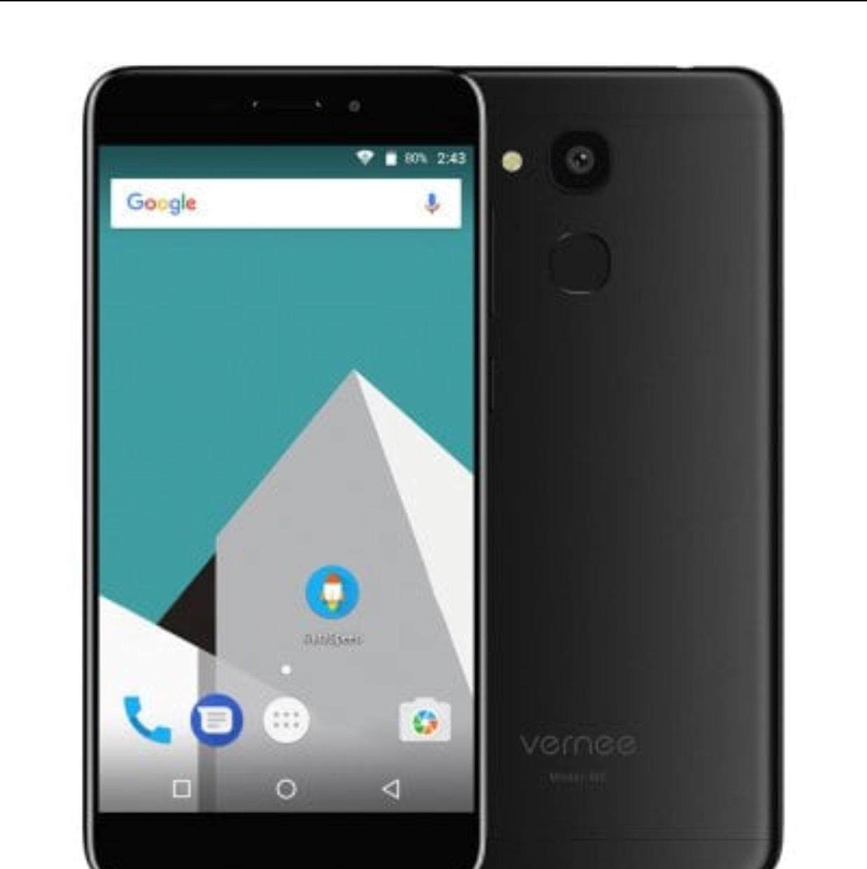 [GearBest] Vernee M5 4G B20 Smartphone Android 7.0 5.2 inch MTK6750 Octa Core 1.5GHz 4GB RAM 64GB ROM Fingerprint Scanner 13.0MP Rear Cam 100,54€ (kein FHD)