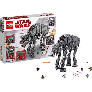 [Mytoys Neukunden] Lego Star Wars First Order Heavy Assault Walker