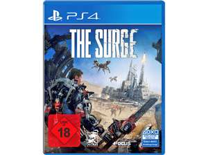 The Surge (PS4) für 19,98€ & Berserk and the Band of the Hawk (PS4) für 16,98€ [jeweils inkl. Versand] [Saturn]