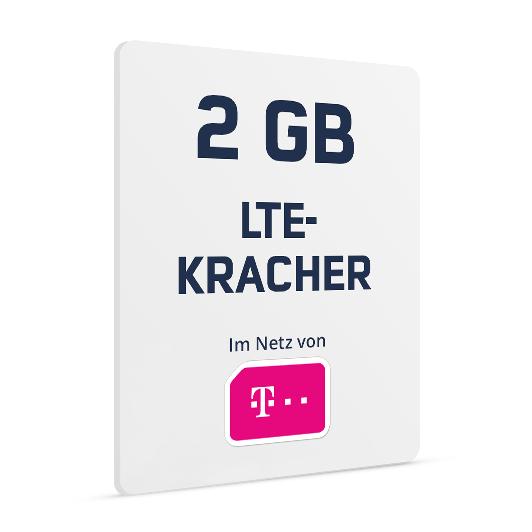 Vodafone oder Telekom Allnet-Flat TEL&SMS + 2GB LTE + ggf. HotSpotFlat // 21,62€ pro Monat effektiv // mobilcom-debitel