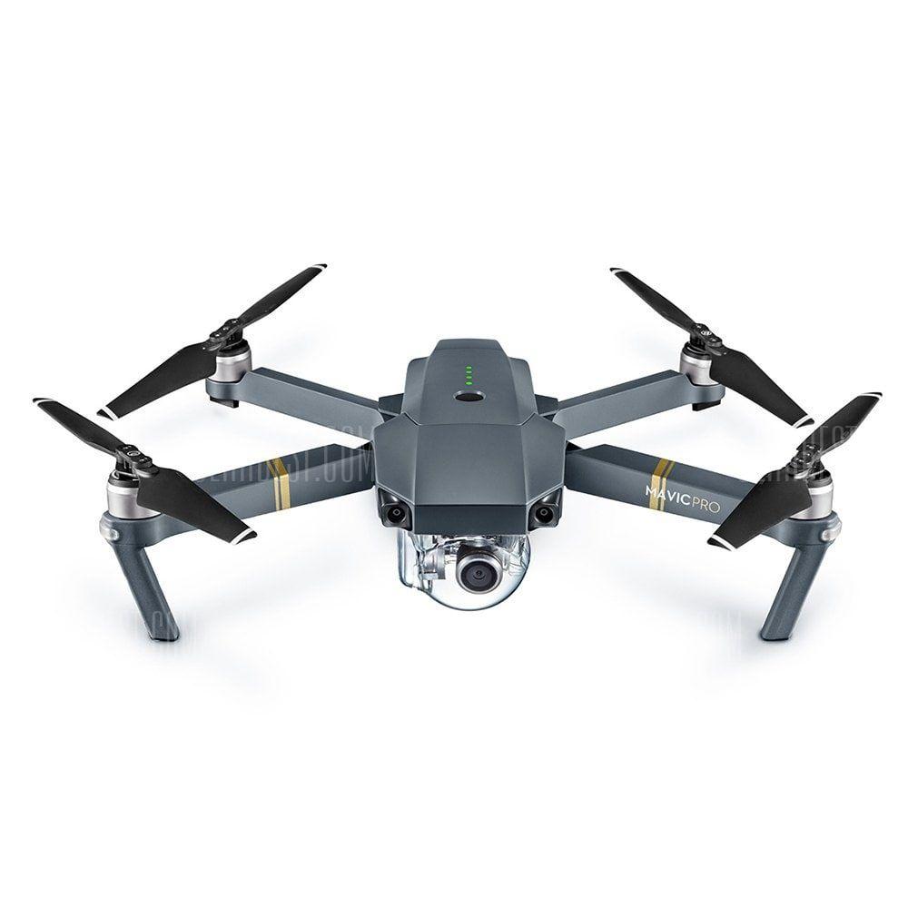 DJI Mavic Pro - Fly More Combo - Drohne / Quadrocopter