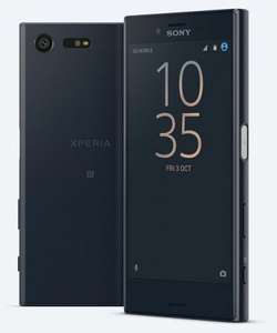 "[Amazon.es] Sony Xperia X Compact 4,6"" HD IPS, LTE, 3GB/32GB, Snapdragon 650, 23MP, Schwarz, Android 7.1.1"