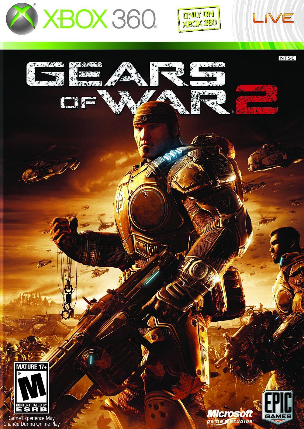 Xbox One / 360 - Gears of War Spiele bei Cdkeys ab 2,18€