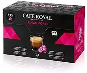 Café Royal Nespresso Kapseln [Amazon-Prime]