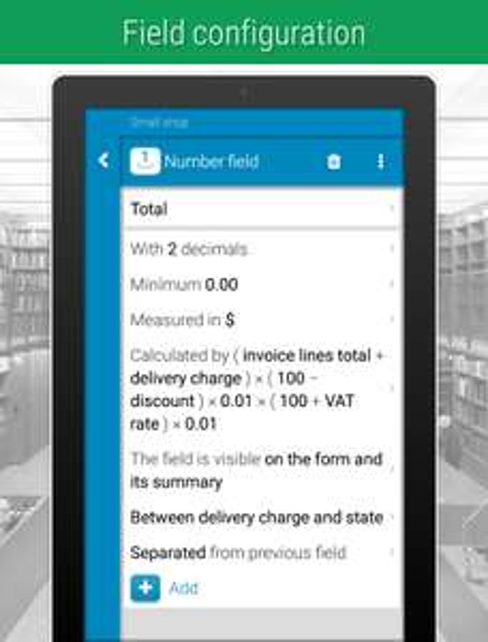 [Android] Forms Binders Datenbank kostenlos statt 9,99€
