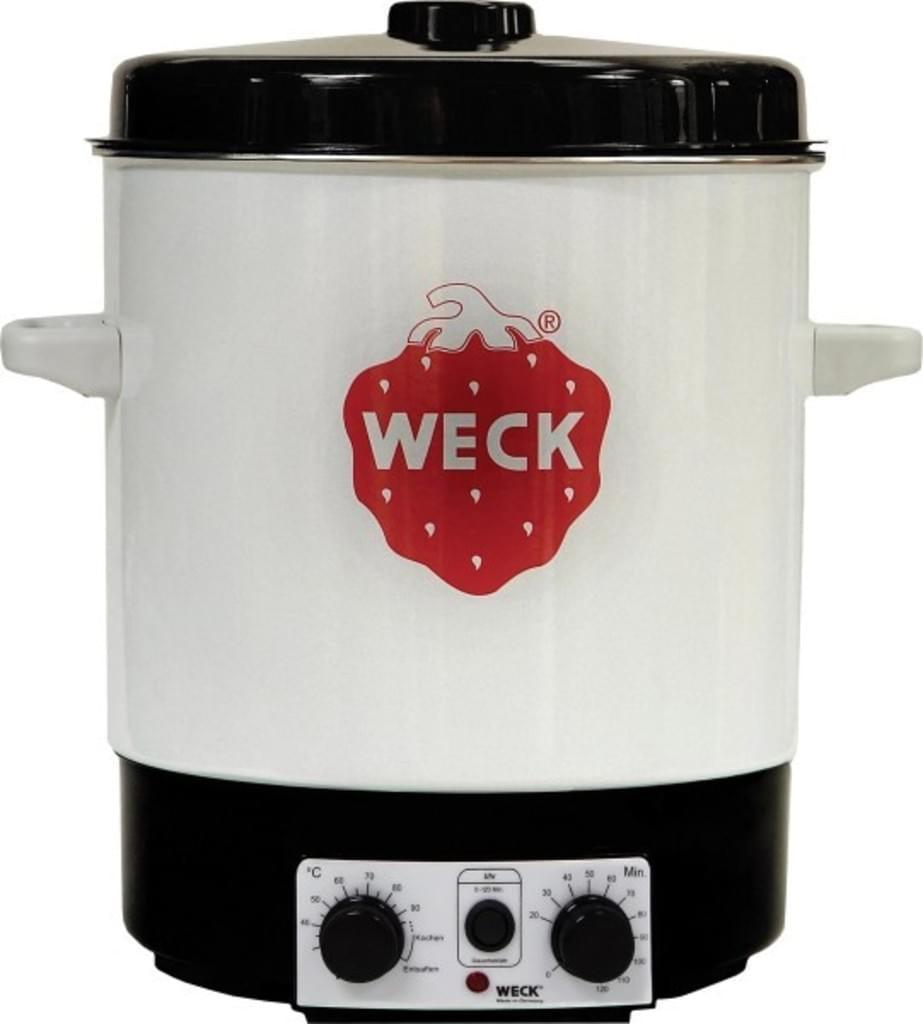 Weck WAT 15 Einkochautomat 2000 Watt, 29 Liter für 64€ [Real]
