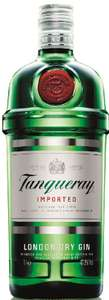 Tanqueray Gin Export London Dry 47,3% 0,7 l - 14,99€ [Real offline bundesweit]
