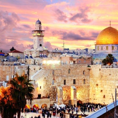 Flüge: Israel [Dezember - Januar] - Von Baden-Baden nach Tel Aviv ab nur 54€ Hin- und Rückflug