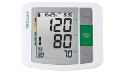 Medisana Oberarm Blutdruckmessgerät BU 510 für 14,99 inkl. Versand (Statt 19,90 Idealo)