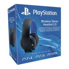 Sony PlayStation Wireless Stereo Headset 2.0 für 59,06€ (Shopto)