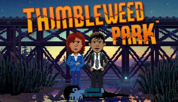 Thimbleweed Park (von Ron Gilbert) (Steam) für 11,71€ [Humble Store]