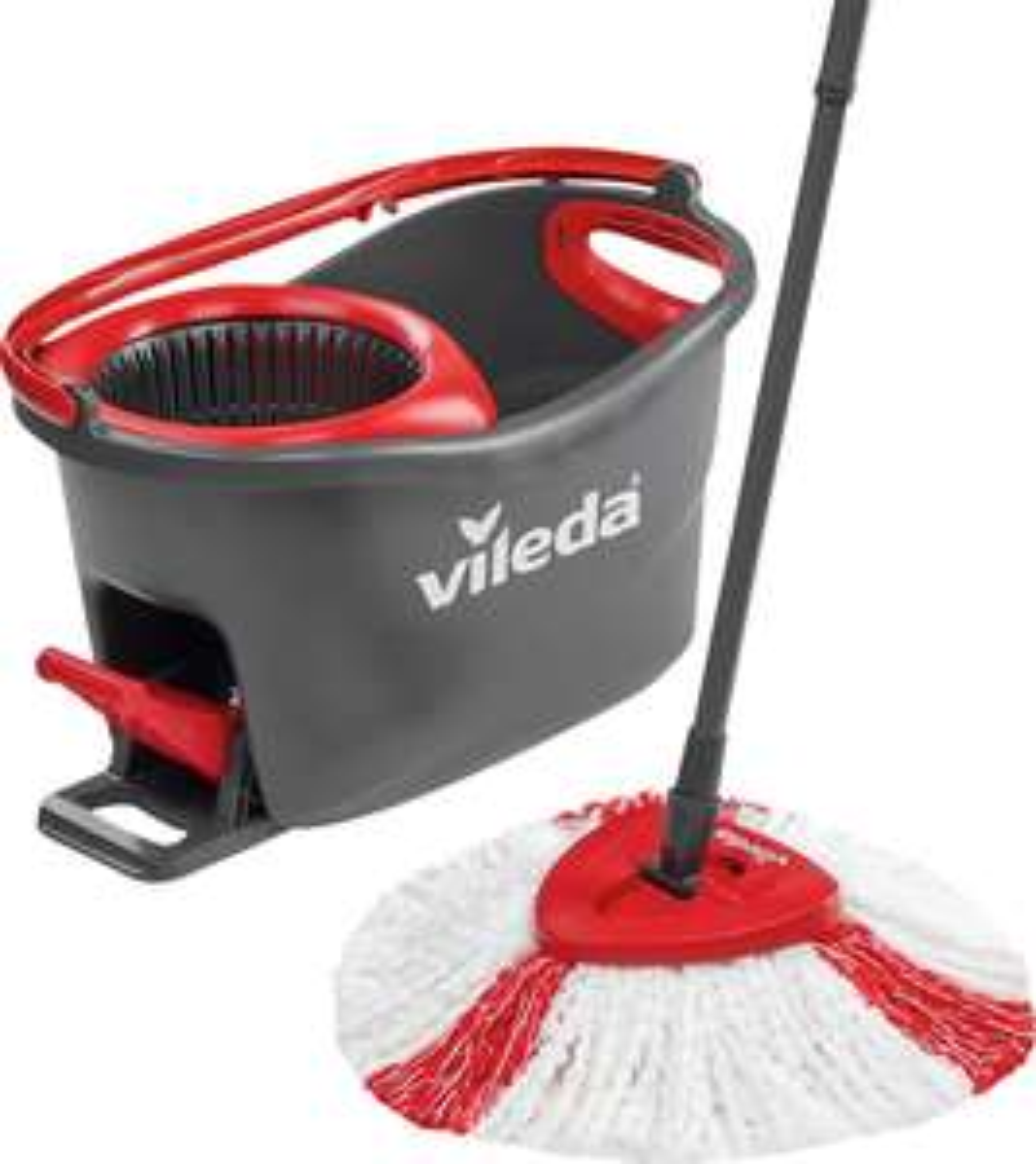 [POCO OFFLINE] Vileda Easy Wring Turbo für nur 23,99€ (Angebot+Cashback)