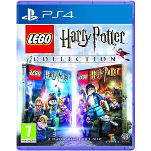 Lego Harry Potter Collection (PS4) für 17,52€ bei [MyMemory]