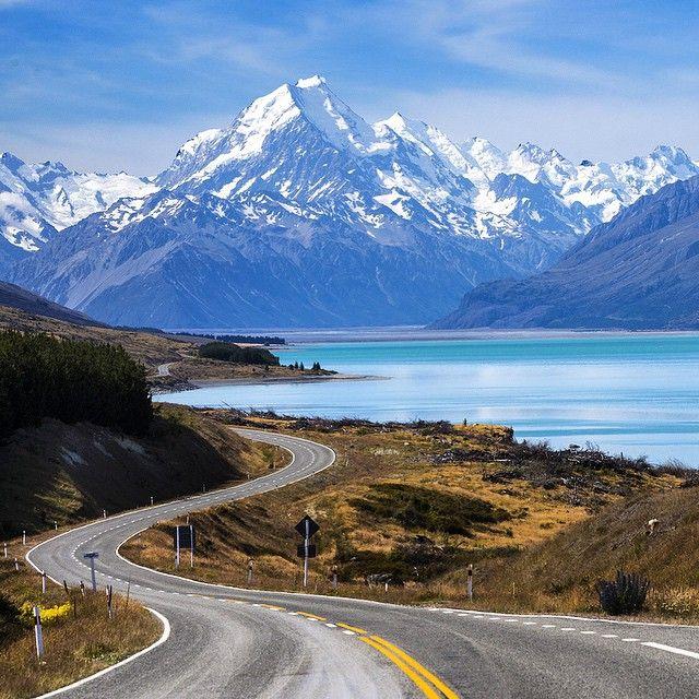 Flüge: Neuseeland [November - März] - Von Frankfurt nach Auckland Hin- und Rückflug ab nur 509€ inkl. (2x) Gepäck