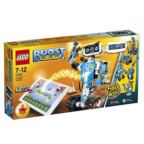 Lego 17101 Boost Programmierbares Roboticset [Amazon.fr]