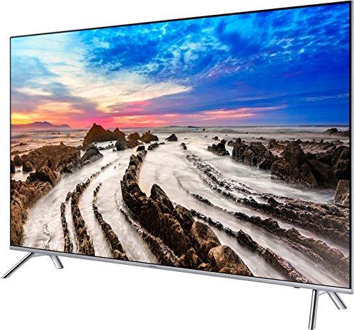 Samsung MU7009 138 cm (55 Zoll) Fernseher (Ultra HD, Twin Tuner, HDR 1000, Smart TV) -Amazon prime