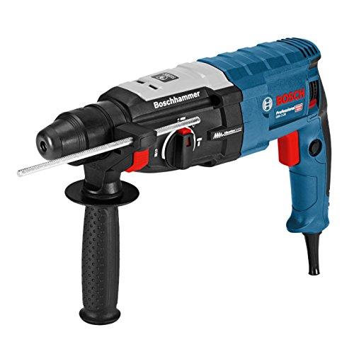 Bosch Professional GBH 2-28 Bohrhammer mit SDS-plus Aufnahme, bis 28 mm Bohr-Ø, Rückschlag-Schutz, Handwerker-Koffer für 154,05€ [Amazon]