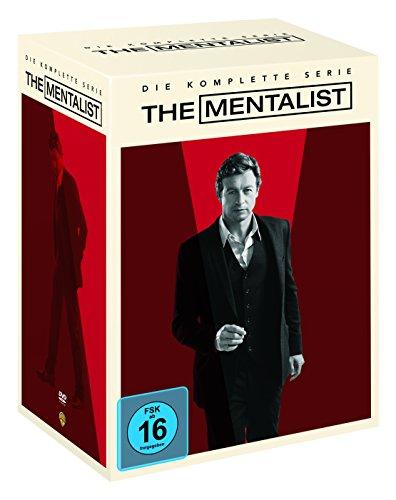 The Mentalist DVD Komplettbox [amazon]