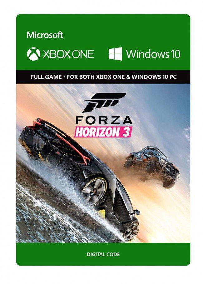 Forza Horizon 3 (Xbox + PC = Play Anywhere) für 24,69€ [CDKeys]