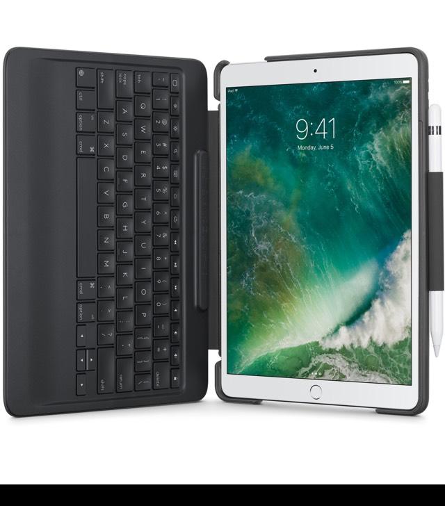 Logitech Slim Combo für iPad Pro 10,5