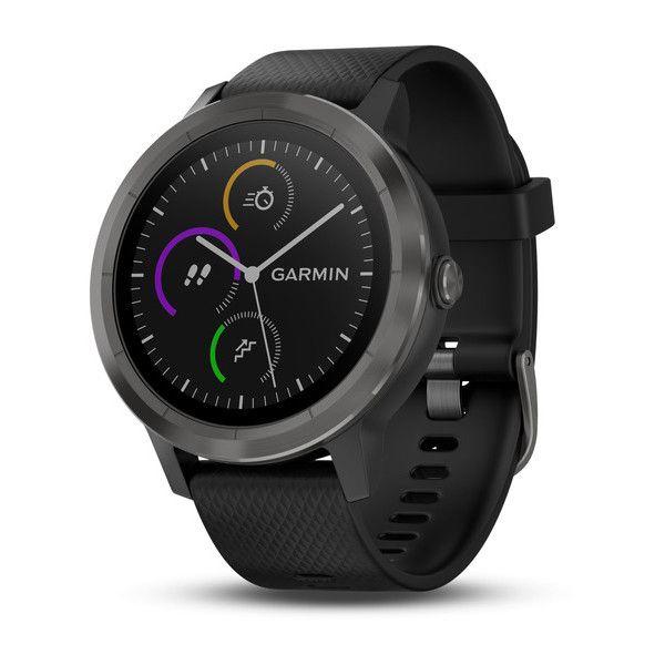 [AMAZON.ES] Garmin Vivoactive 3 in schwarz ca. 265€ statt 359€