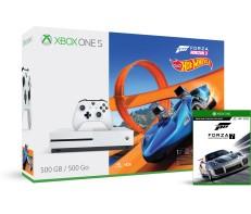 Xbox One S 500GB + Forza Motorsport 7 und Forza Horizon 3 + Hot Wheels DLC für 225€ und weitere Bundles im Angebot (Microsoft UK)