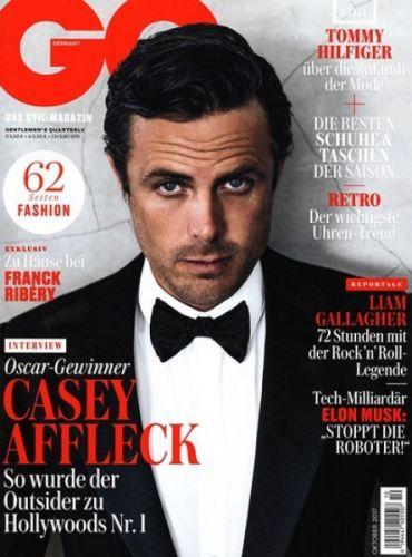 GQ Magazin Abo (12 Ausgaben) für 57 € mit 50 € Amazon-Gutschein