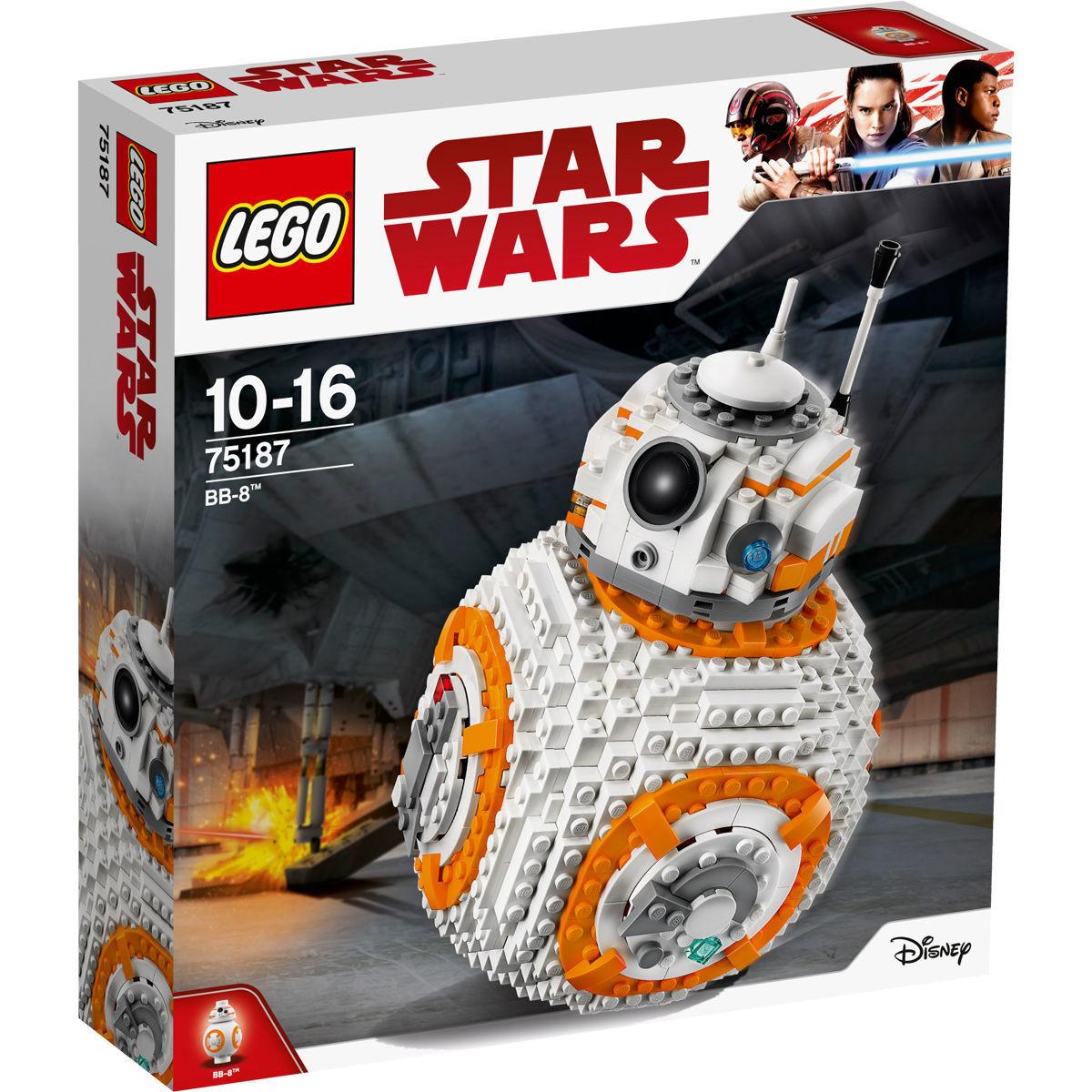 LEGO STAR WARS BB8 bei Kartstadt online für 64,99 mit Newsletter-Gutschein