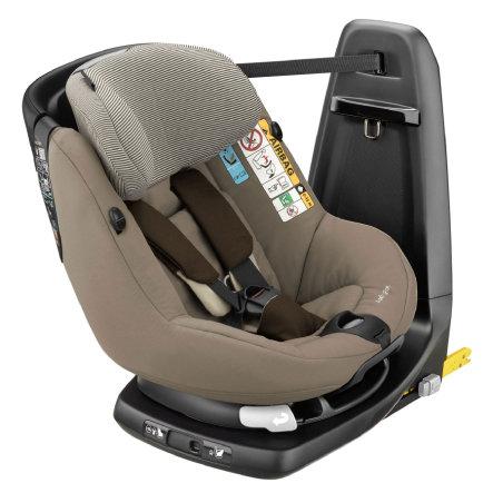 Autokindersitz Maxi Cosi AxissFix in braun oder rot, für Kinder ab 4 Monaten bis 4 Jahre, drehbarer Sitz