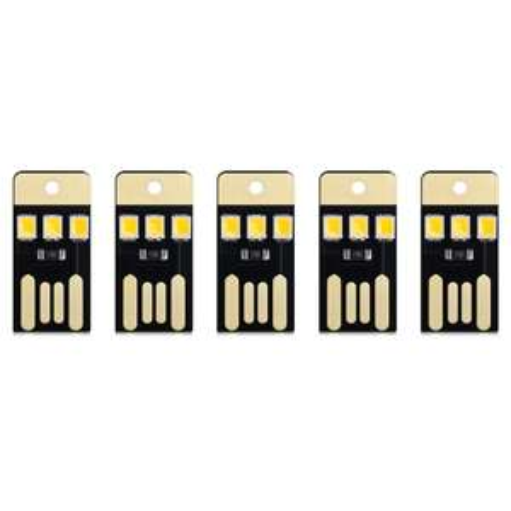 5x mini-USB-Licht für 0,01€ [Roségal]