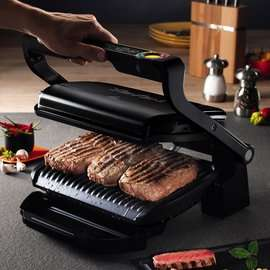 tefal gc722d optigrill xl mit 9 grillprogrammen im euronics deal des tages mit kostenfreier. Black Bedroom Furniture Sets. Home Design Ideas