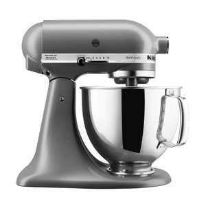 woolworth.de KitchenAid 5KSM150PSEFG Artisan in grau matt